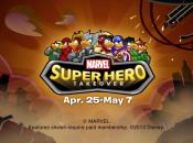 Club Penguin: Marvel Super Hero Takeover 2013
