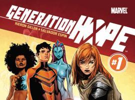 Generation Hope (2010) #1