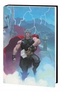 Thor: God of Thunder Vol. 1 - The God Butcher (Hardcover)