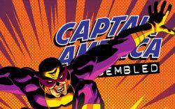 Avengers Disassembled: Captain America (2004)