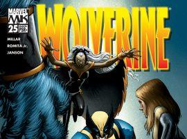 Wolverine (2003) #25