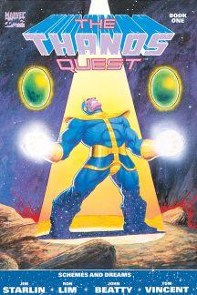 Thanos Quest (1990) #1