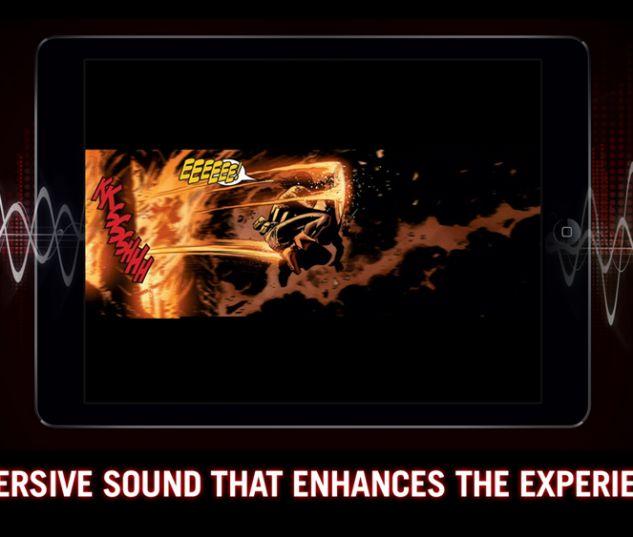Marvel Unlimited Adaptive Audio
