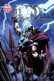 Thor: God of Thunder #20  (Klein Variant)