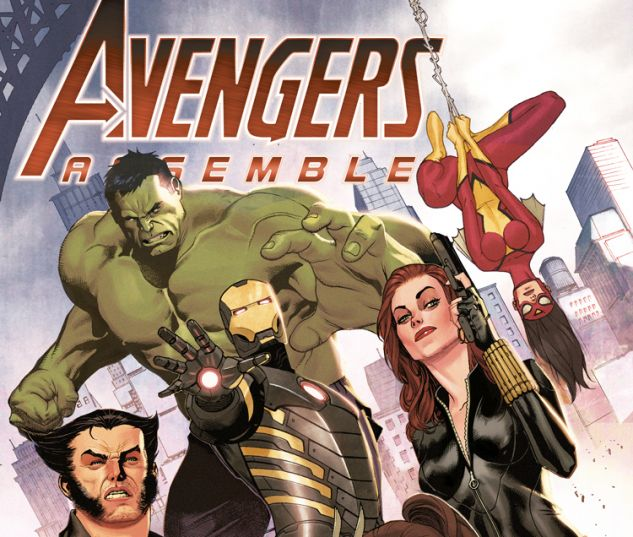 AVENGERS ASSEMBLE 25 (WITH DIGITAL CODE)