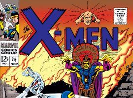 Uncanny X-Men (1963) #26 Cover