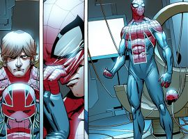 Amazing Spider-Man (2014) #7 preview art by Giuseppe Camuncoli