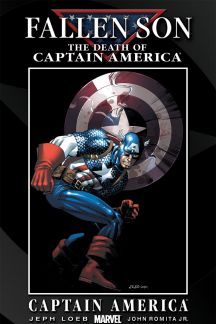 Civil War: Fallen Son - The Death of Captain America #3