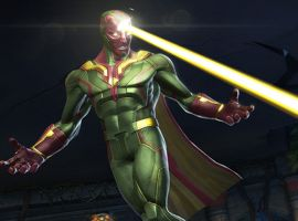 Marvel Games Presents: The Vision