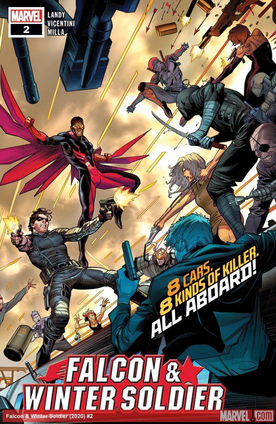 Falcon & Winter Soldier (2020) #2