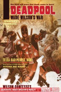 Deadpool: Wade Wilson's War (2010) #1