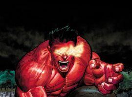 World War Hulks promo art by John Romita Jr.