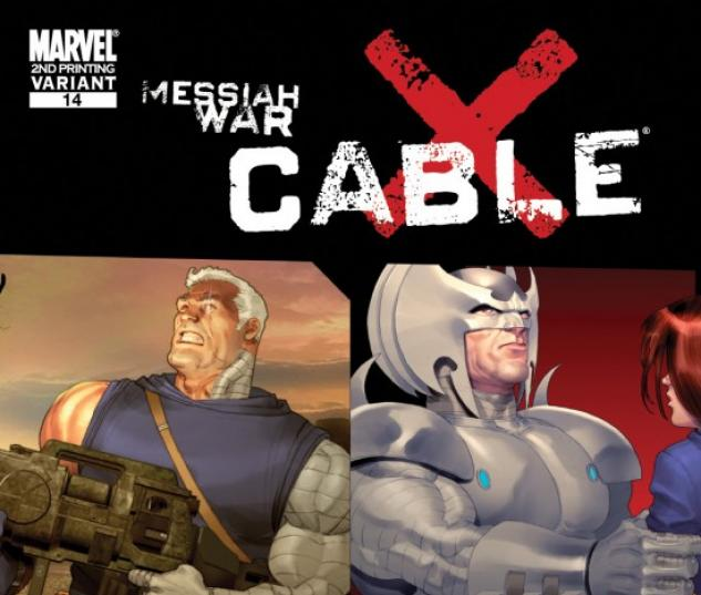 CABLE #14 (2ND PRINTING VARIANT)