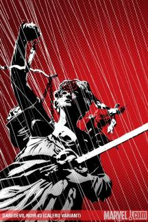 Daredevil Noir (2009) #3 (CALERO VARIANT)