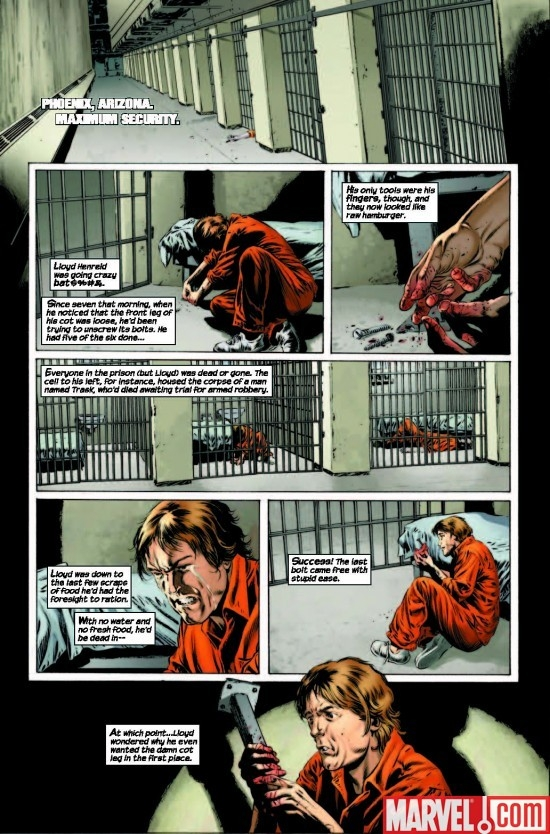 THE STAND: AMERICAN NIGHTMARES #2, page 3