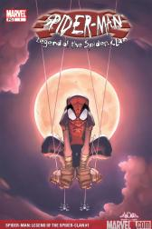 Marvel Mangaverse Vol. 3: Spider-Man: Legend of the Spider-Clan (Trade Paperback)