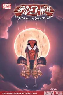 Spider-Man: Legend of Spider Clan #1