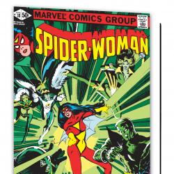 ESSENTIAL SPIDER-WOMAN VOL. 2 #0