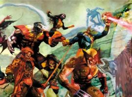 Marvel Zombies: Dead Days Poster