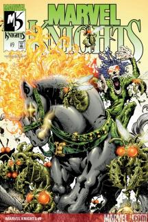 Marvel Knights (2000) #9