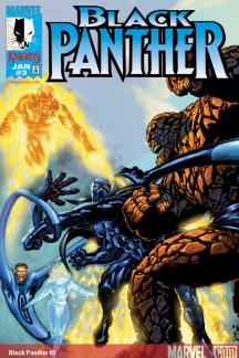 Black Panther #3