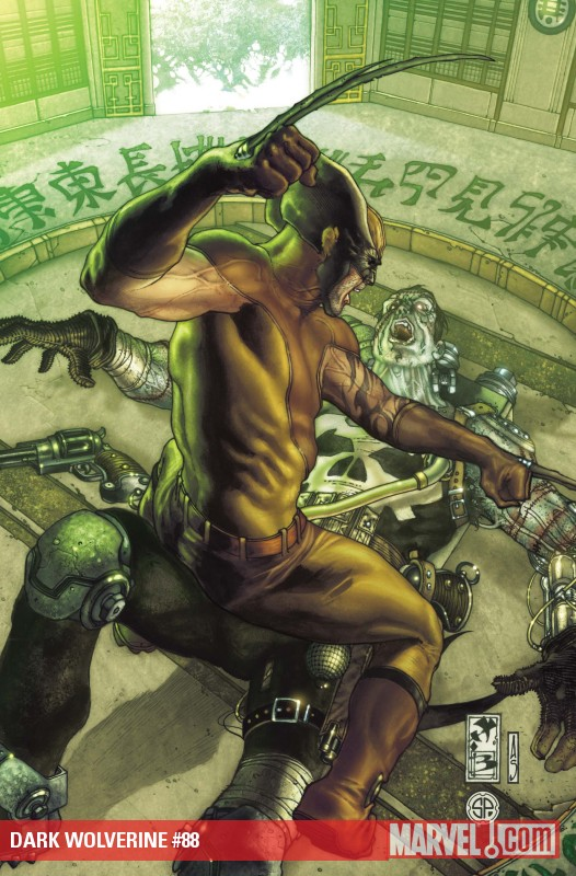 Dark Wolverine (2009) #88