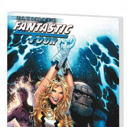 ULTIMATE FANTASTIC FOUR VOL. 4: INHUMAN #0