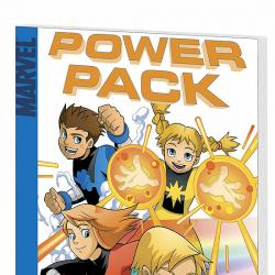 Power Pack: Pack Attack! (2005)