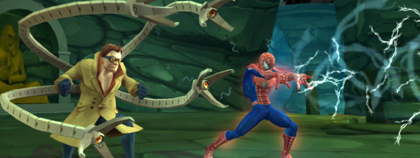 Image Featuring Doctor Octopus