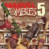 MARVEL ZOMBIES 5 #5 cover by Mike Del Mundo