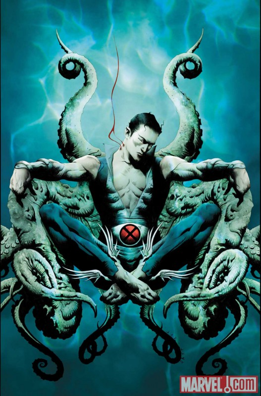NAMOR: THE FIRST MUTANT #1 cover by Jae Lee