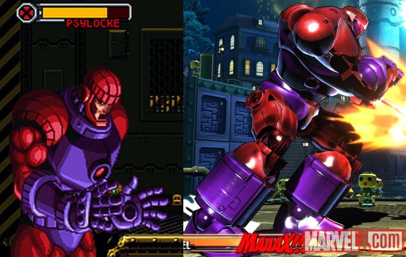 Costume Marvel vs Capcom 3 Marvel vs Capcom 3 Alternate