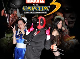Marvel vs. Capcom 3 Fight Club Report