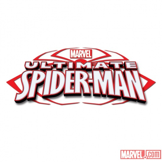 Ultimate Spider-Man logo