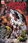 Alpha Flight (2011) #1 (Eaglesham Variant)