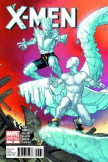 X-Men (2010) #15 (Medina Variant)
