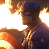 See The First Avenger in battle in this new clip