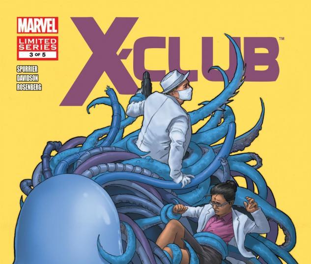 X-Club (2011) #3