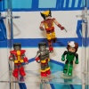 Minimates X-Men with Colossus, Wolverine and Rogue from Diamond Select Toys