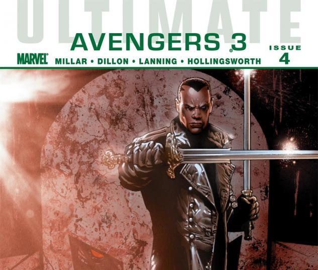 Ultimate Comics Avengers 3 (2010) #4