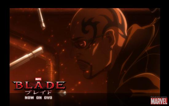 Blade Anime Series Wallpaper #6