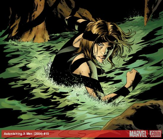 Kitty Pryde stands alone in Astonishing X-Men: Torn