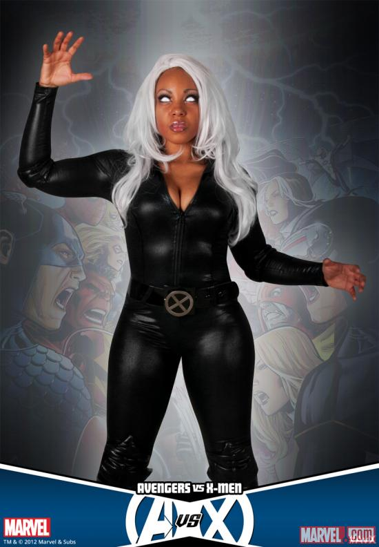 Crystal as Storm (photo by Judy Stephens)