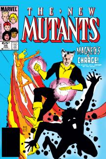 New Mutants (1983) #35