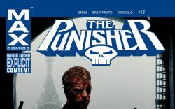 Punisher (2004) #13 Cover
