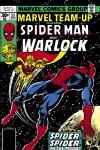 Marvel Team-Up (1972) #55 Cover