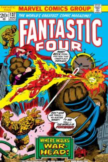 Fantastic Four (1961) #137