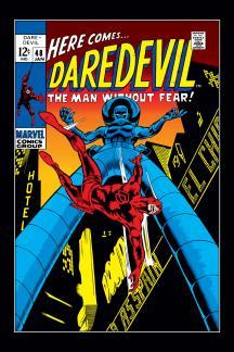 Daredevil (1963) #48 Cover