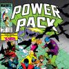 Power Pack (1984) #12 Cover