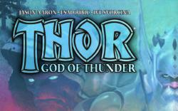 Thor: God of Thunder (2012) #2 (2ND PRINTING VARIANT)